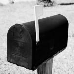 Mailbox - Photo: Joe Fox