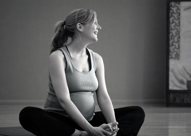 yoga-zwanger