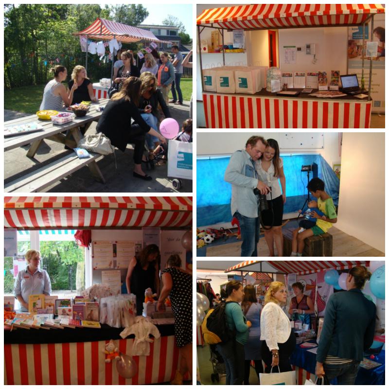 zwangerschapsfair 2014 Middelburg - foto's: KOW